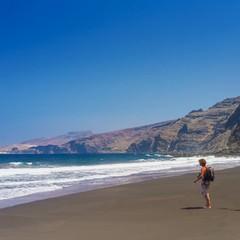 Agaete playa de Faneroque - Gran Canaria