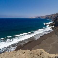 Playa de Faneroque ad Agaete