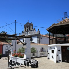Alameda de Santa Ana a Vega de San Mateo