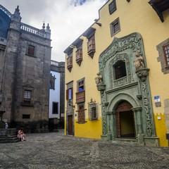 Casa di Colombo a Las Palmas - Gran Canaria