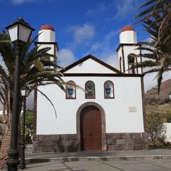 Eremita de Las Nieves Puerto de Las Nieves
