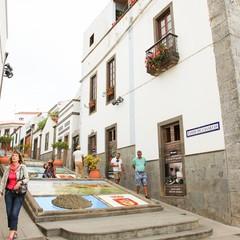 Firgas a Gran Canaria