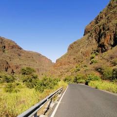 Gran Canaria Barranco de Guayadeque
