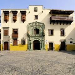Gran Canaria casa di Colombo a Las Palmas