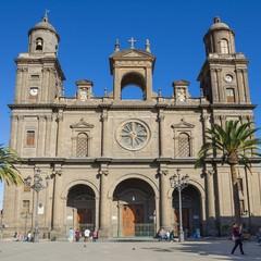 Gran Canaria Cattedrale de Santa Ana a Las Palmas