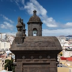 Gran Canaria cattedrale di Santa Ana a Las Palmas