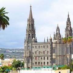 Gran Canaria chiesa de San Juan Bautista a Arucas