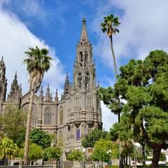 Gran Canaria chiesa di San Juan in Arucas