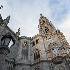 Gran Canaria chiesa gotica di San Juan in Arucas