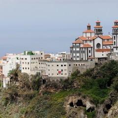 Gran Canaria Chiesa in Moya