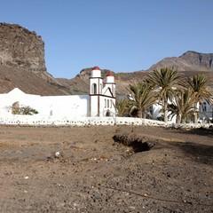 Gran Canaria eremo di Las Nieves in Agaete