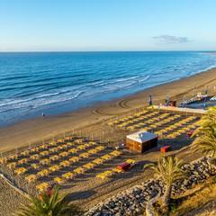 Gran Canaria Maspalomas playa del Ingles