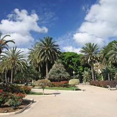 Parco Doramas a Las Palmas de Gran Canaria