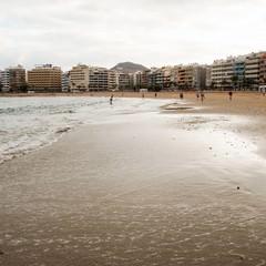 Gran Canaria playa a Las Palmas