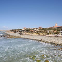 Gran Canaria playa a Maspalomas
