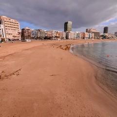 Gran Canaria playa de la Canteras a Maspalomas