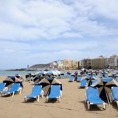 Gran Canaria Playa de la Canteras Las Palmas