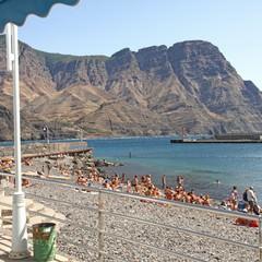 Gran Canaria playa de Las Nieves