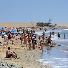 Gran Canaria playa de Maspalomas