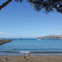 Gran Canaria playa de Maranuelas - Arguineguín