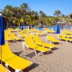 Gran Canaria Playa de San Agustin