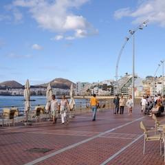 Gran Canaria Promenade a Las Palmas