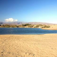Gran Canaria riserva naturale a Meloneras Maspalomas