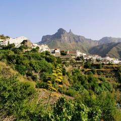Gran Canaria Villaggio di Tejeda