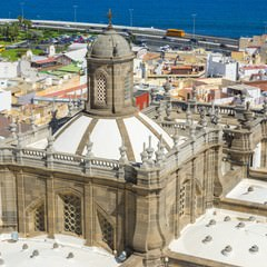 Las Palmas Cattedrale de Sant Ana - Gran Canaria