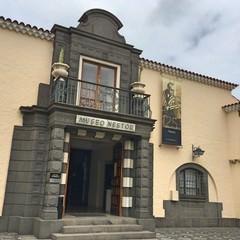 Museo Néstor a Las Palmas