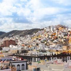 Panorama di Las Palmas de Gran Canaria