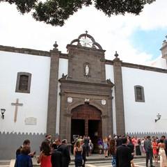 Parroquia de Santo Domingo de Guzmán a Las Palmas
