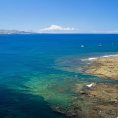 Playa del Confital a Las Palmas La Isleta