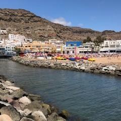 Playa Puerto de Mogan