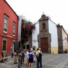 Plaza de San Antonio Abad a Las Palmas