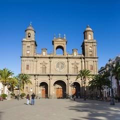Plaza de Santa Ana in Las Palmas  - Gran Canaria