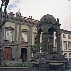 Plaza del Espíritu Santo a Las Palmas  - Gran Canaria