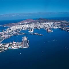 Puerto De La Luz a Las Palmas - Gran Canaria