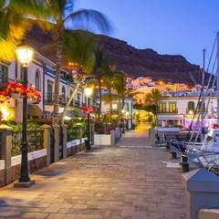 Puerto de Mogán a Gran Canaria