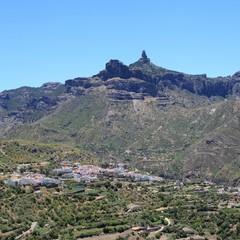 Roque Nublo a Gran Canaria