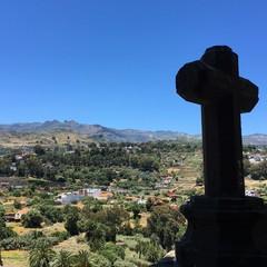 Santa Brígida a Gran Canaria