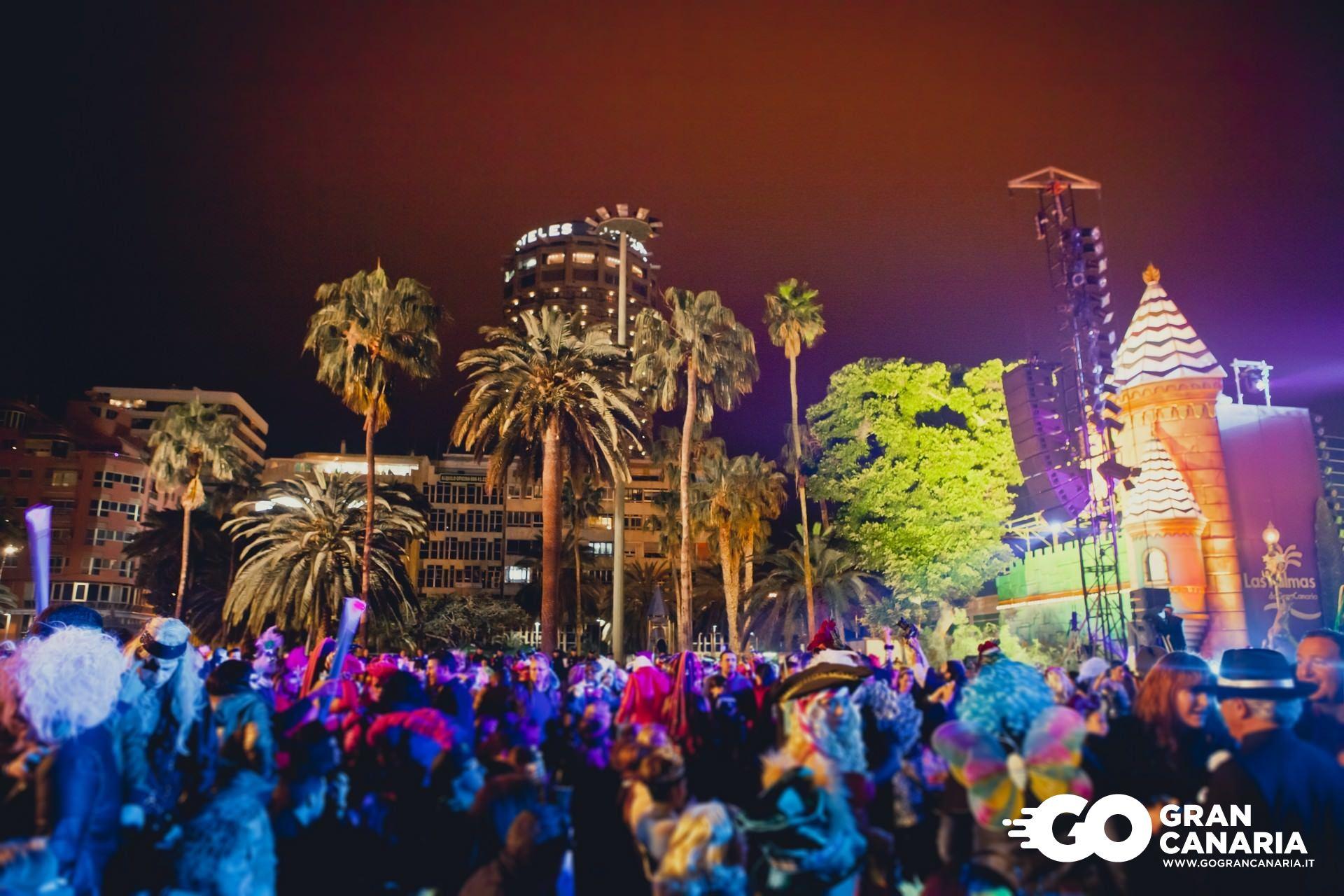 Eventi e feste a gran canaria programma eventi 2018 for Capodanno alle canarie