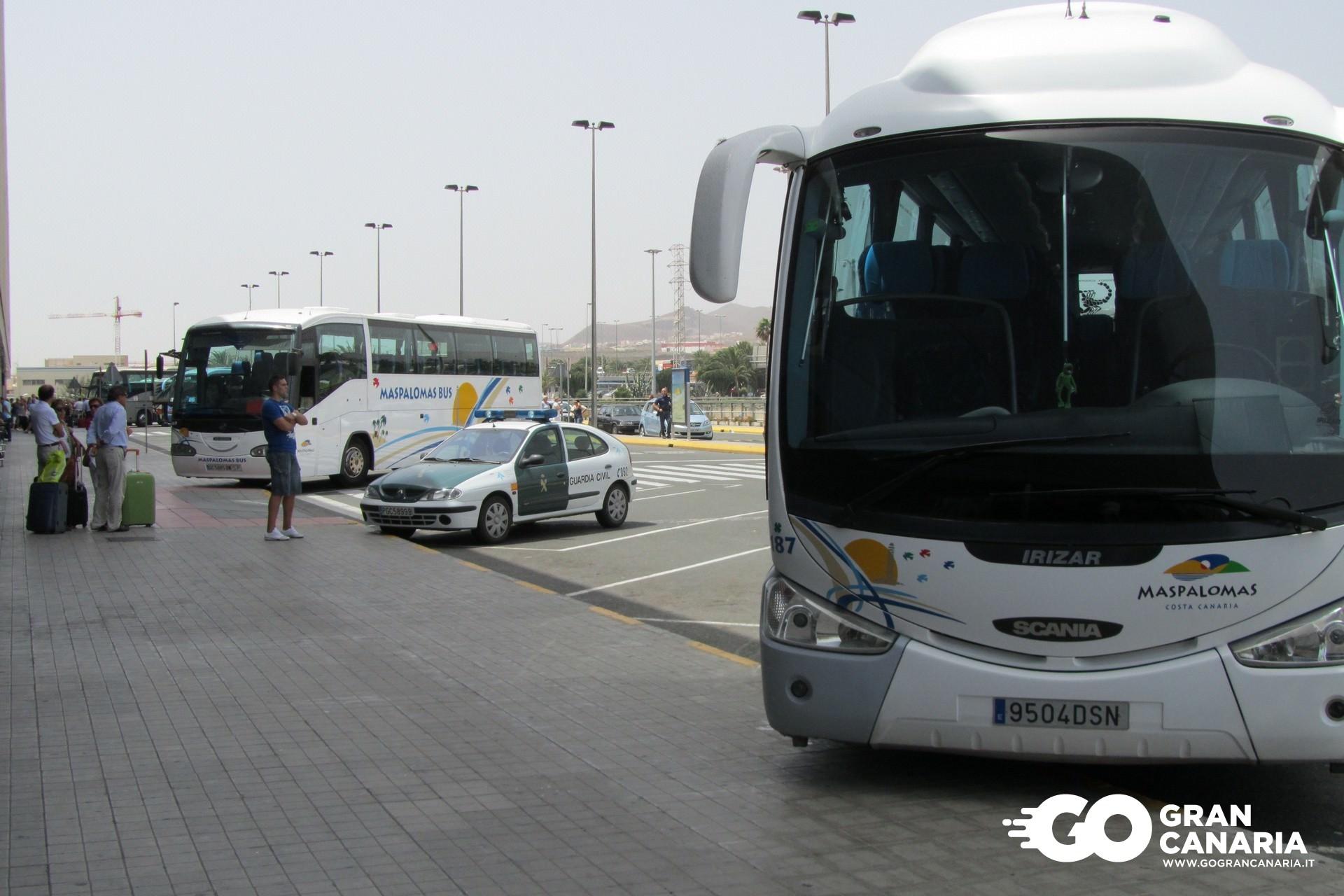 Aeroporto Gran Canaria : Transfer aeroporto di gran canaria per maspalomas e playa