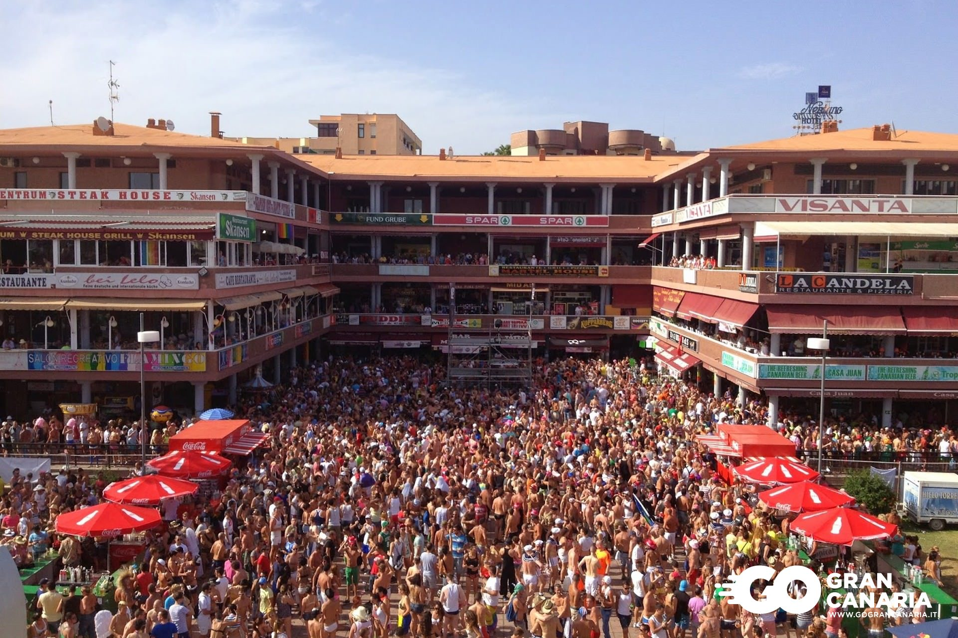 Mantrix | Discoteca Gay | PLaya del inglés | Gran Canaria | España