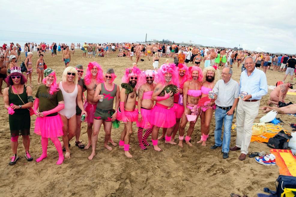 Carnaval Aleman Gran Canaria (Foto YPress)