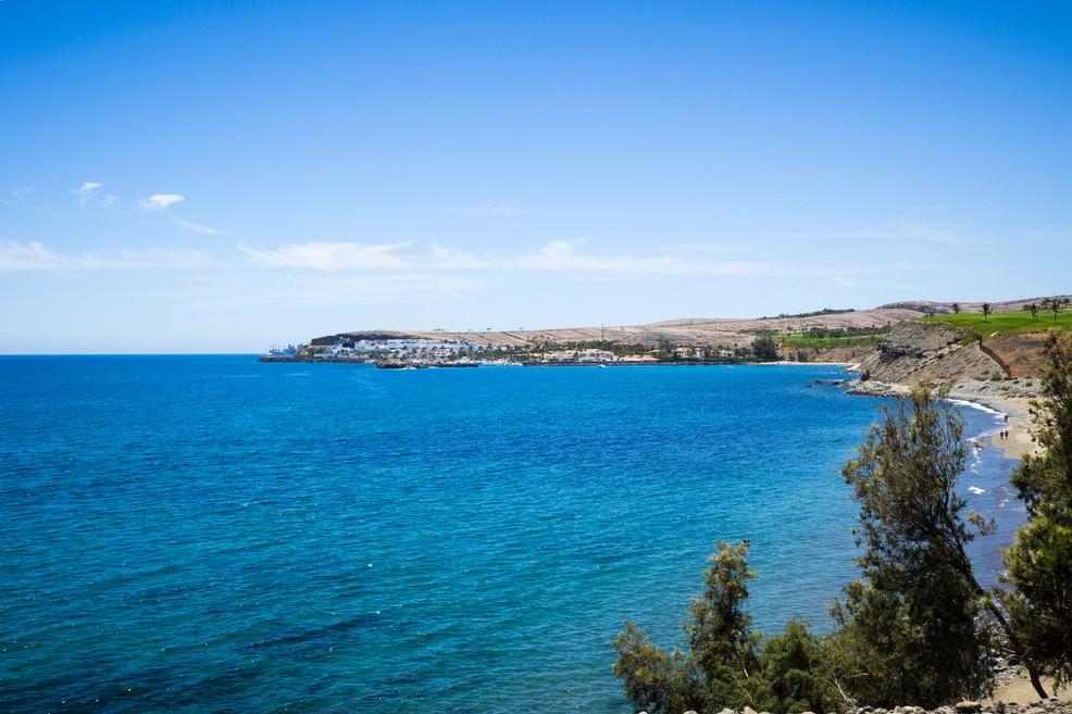 Costa di Meloneras a Gran Canaria