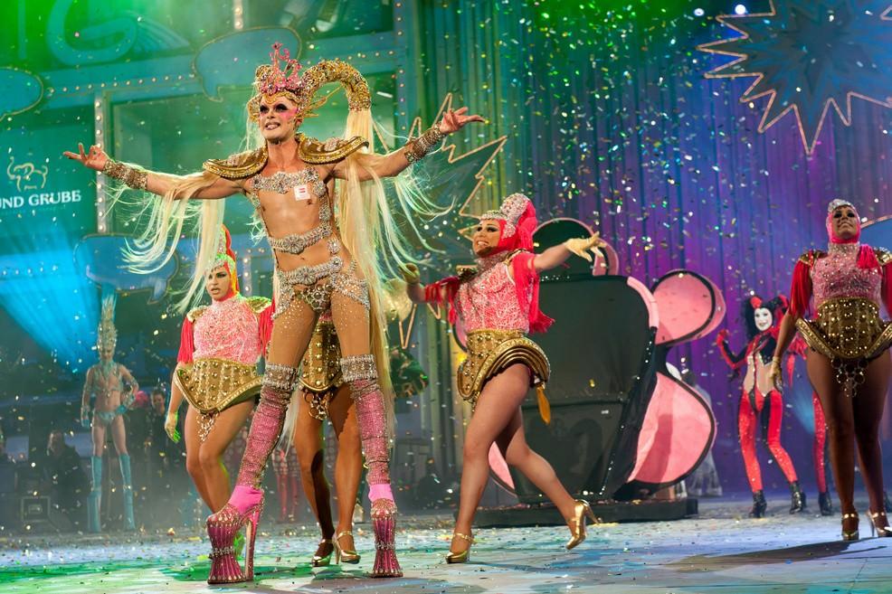 Gran Canaria il carnevale delle drag queen