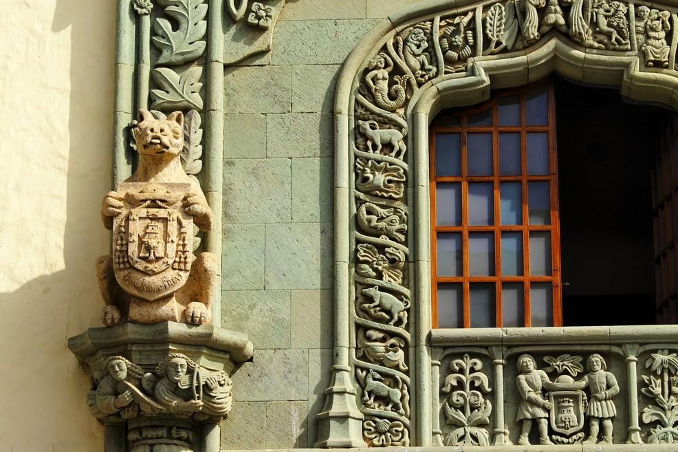 Casa di Colombo a Las Palmas di Gran Canaria