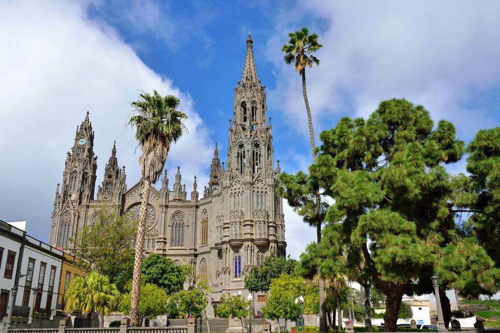Chiesa di San Juan in Arucas di Gran Canaria
