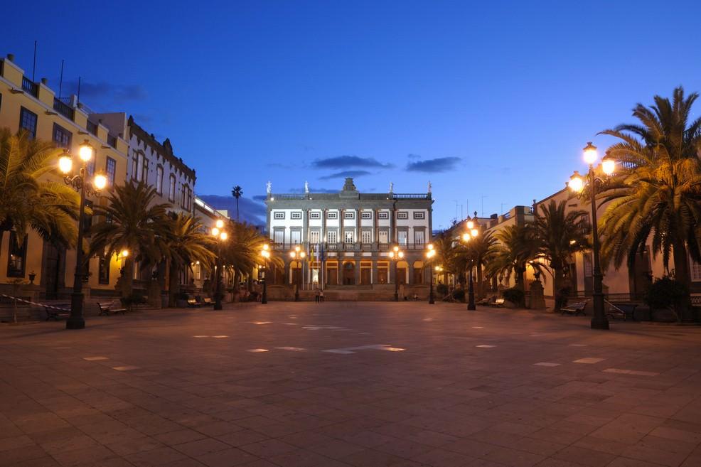 Municipio di Las Palmas di Gran Canaria